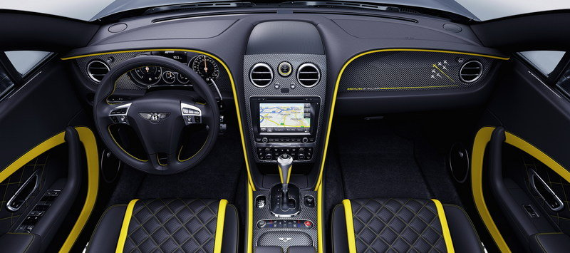 2016 Bentley Continental GT Speed Breitling Jet Team Series Limited Edition Interior - image 635641