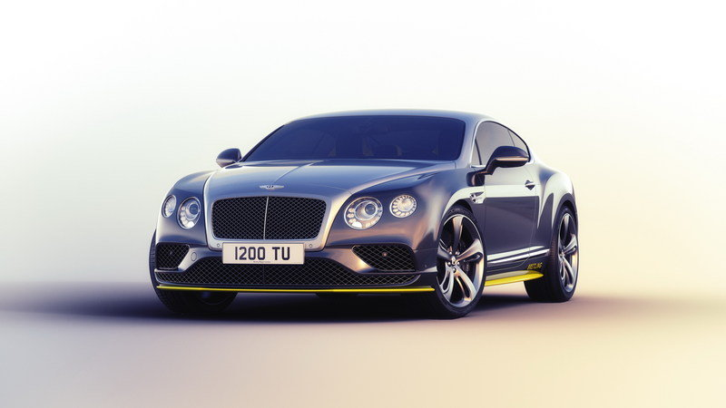 2016 Bentley Continental GT Speed Breitling Jet Team Series Limited Edition High Resolution Exterior Wallpaper quality - image 635637
