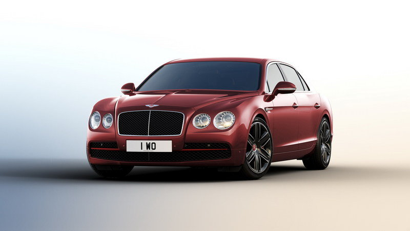 Bentley Flying Spur V8 Beluga Specification