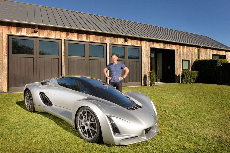 Blade - World's First 3D-Printed Car Goes From 0 To 60 In 2 Seconds High Resolution Exterior - image 635083