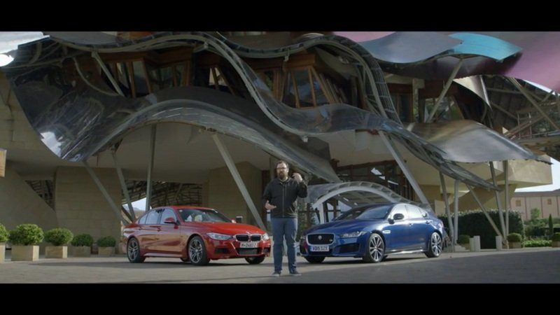 BMW 3-Series Vs. Jaguar XE: Video