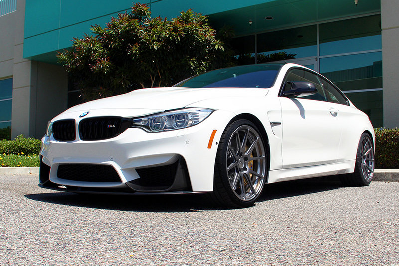 BMW Car Club of America Raffles M4 Dinan Club Edition