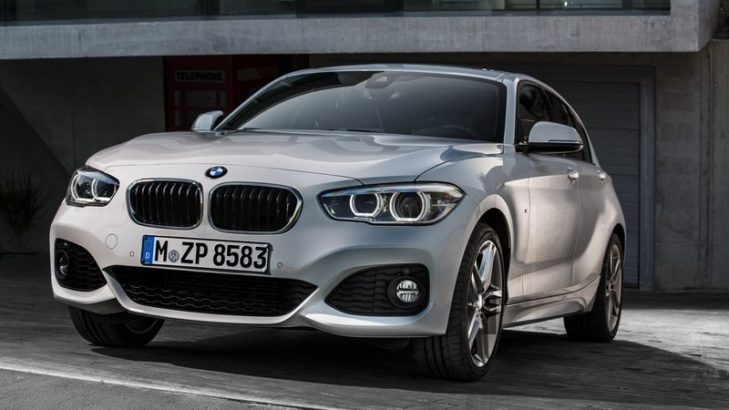 BMW Considers RWD Next-Gen 1-Series