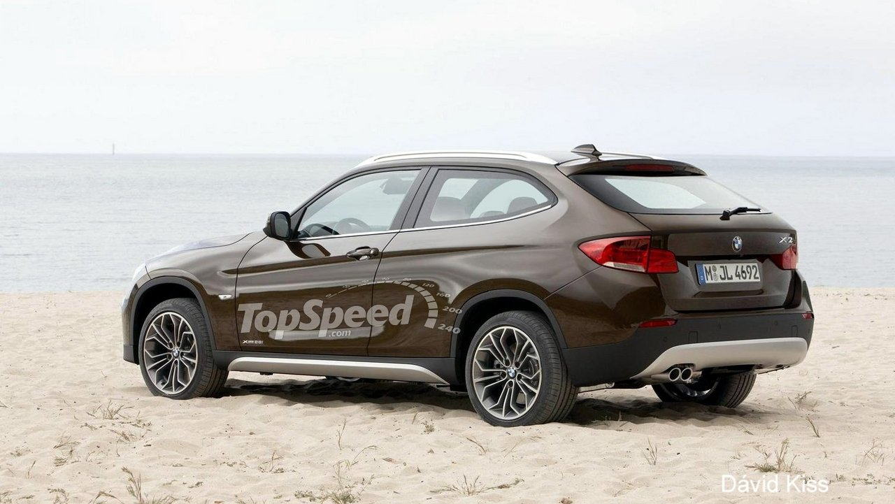 bmw x2 will arrive in 2017 picture 633842 car news top speed. Black Bedroom Furniture Sets. Home Design Ideas