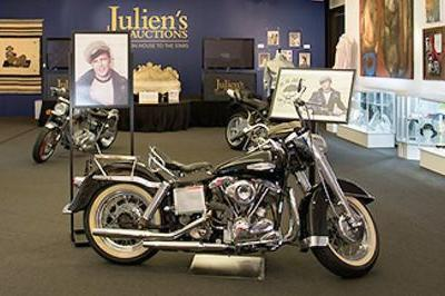 Brando's Harley Sells For $256,000