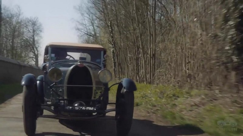 Bugatti's Glorious Past Is Alive At Garage Novo: Video