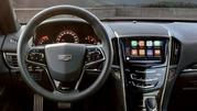 Cadillac Will Offer Apple CarPlay and Android Auto Starting 2016 Model Year - image 633187