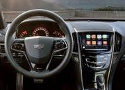 Cadillac Will Offer Apple CarPlay and Android Auto Starting 2016 Model Year - image 633186