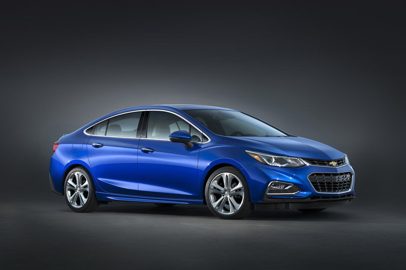 2016 Chevrolet Cruze High Resolution Exterior - image 634990
