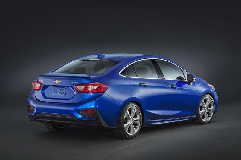 2016 Chevrolet Cruze High Resolution Exterior - image 634991