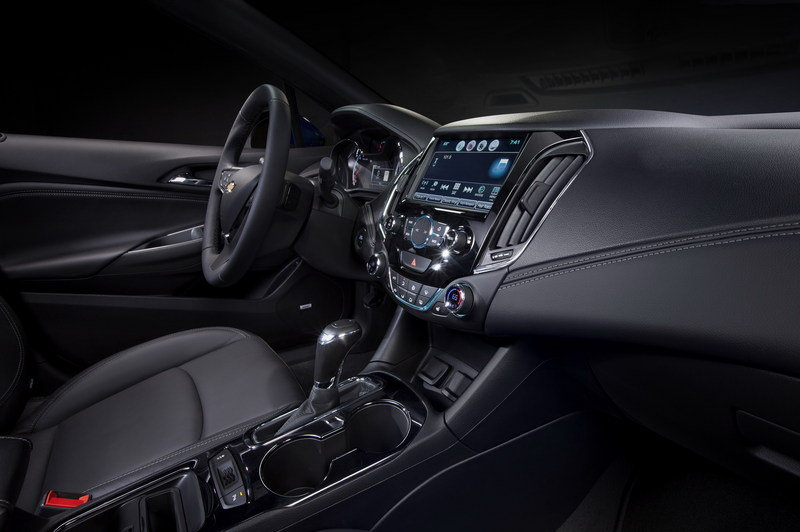 2016 Chevrolet Cruze High Resolution Interior - image 634994