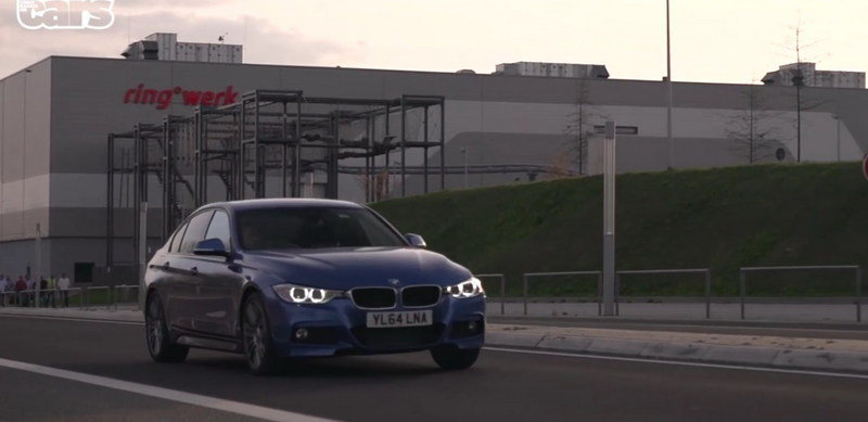 Chris Harris Reviews BMW 320d: Video