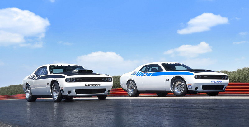 2016 Dodge Mopar Challenger Drag Pak High Resolution Exterior - image 635233