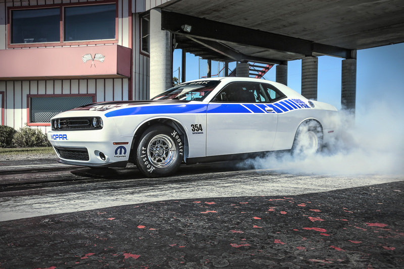 2016 Dodge Mopar Challenger Drag Pak High Resolution Exterior Wallpaper quality - image 635223