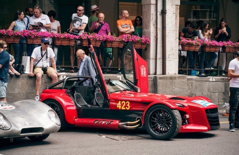 2016 Donkervoort D8 GTO 1000 Miglia Edition