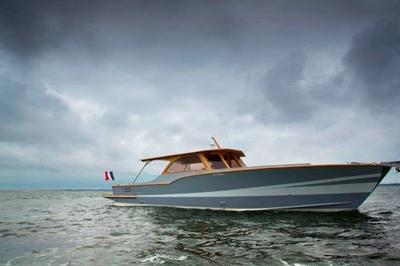 Dubourdieu Partners With André Courrèges To Launch Designer Boat At Cannes