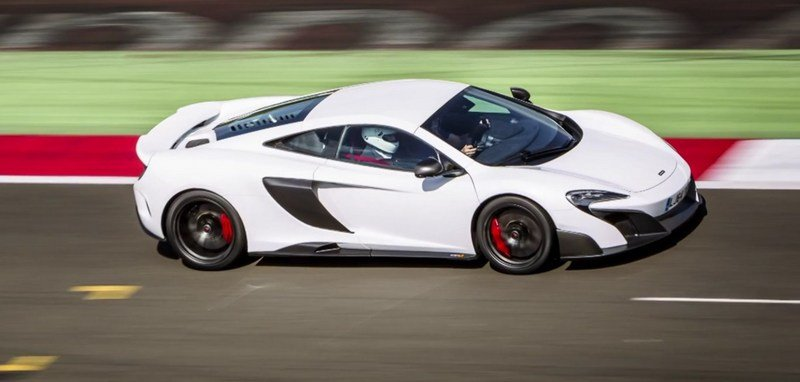 EVO Reviews The McLaren 675LT: Video