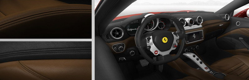 Ferrari California T Configurator Updated with New Colors and Options