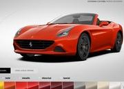 Ferrari California T Configurator Updated with New Colors and Options - image 632703