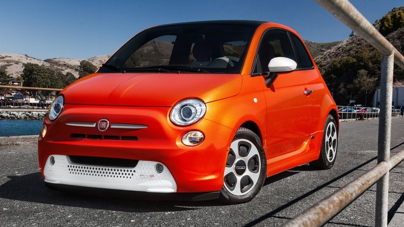 Fiat Recalls Electric 500e For Cruise Software Update