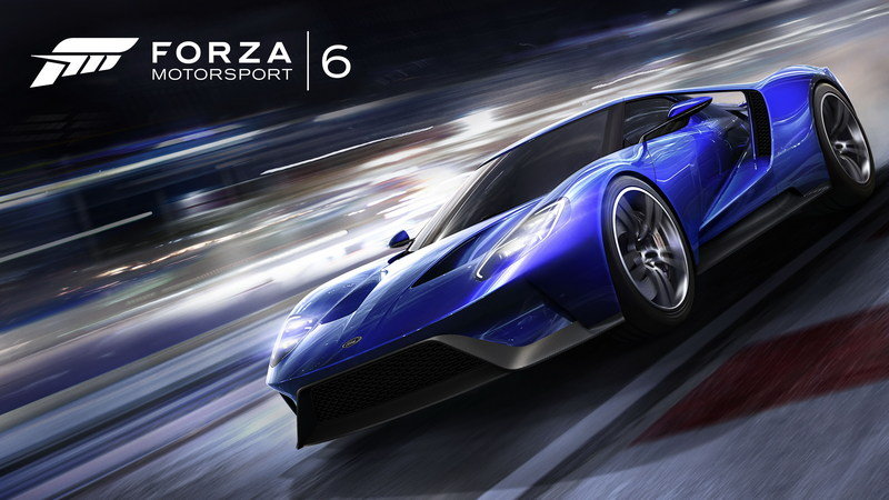 Ford GT Debuts Exclusively For Forza Motorsport 6 Exterior Computer Renderings and Photoshop - image 634078