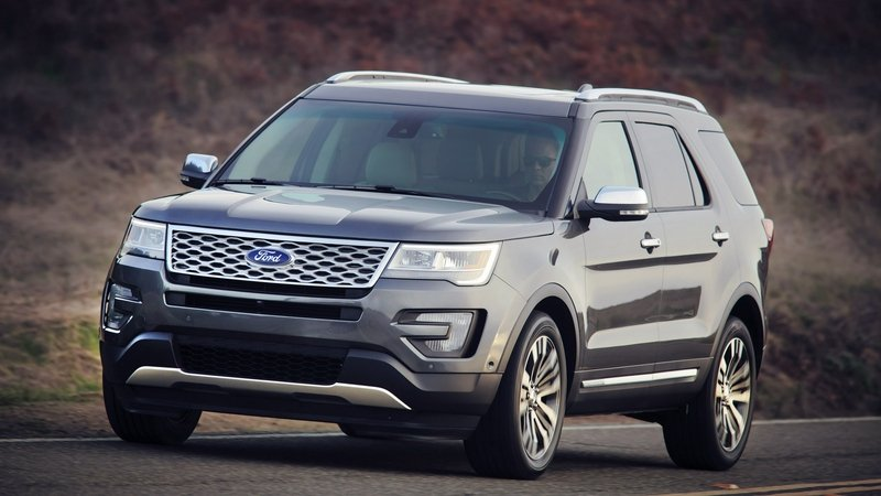 Ford Moves Lincoln Production To Make Room For The Explorer