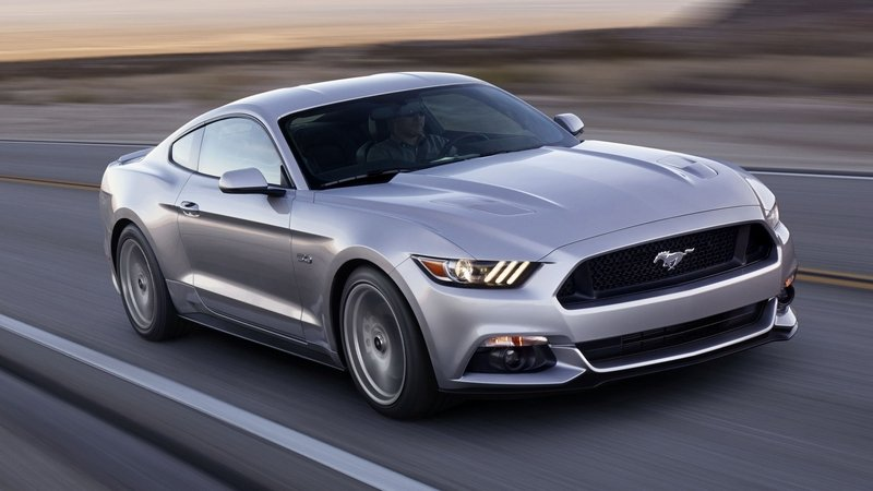 Ford Mustang Outsells Camaro For The First Time Since 2009