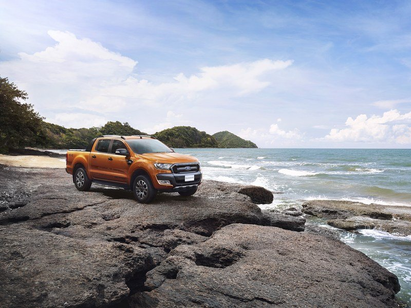 2016 Ford Ranger Wildtrak High Resolution Exterior Wallpaper quality - image 633440