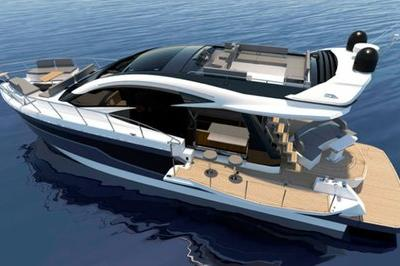 Galeon Yachts Unveils 510 Skydeck Yacht