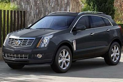 Mystery GM Car Will Be A New Cadillac Crossover