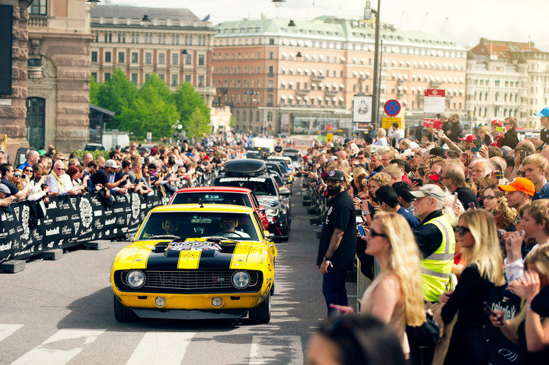 Gumball 3000 2015: Day 1