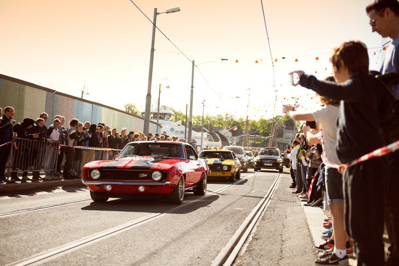 GUMBALL 3000 2015 Day 2: Onward to Copenhagen