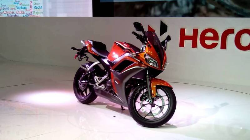 Hero Motorcycles Delays Launch Of HX250R To 2016