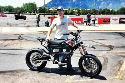 Hollywood Electrics To Defend Electric Bike Title At Pikes Peak