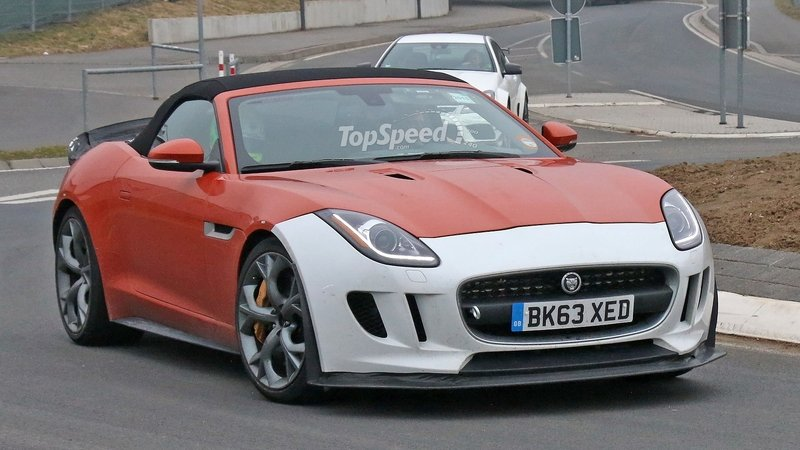 "Jaguar Land Rover Considers ""SV"" Badged Models Placed Under the SVR"