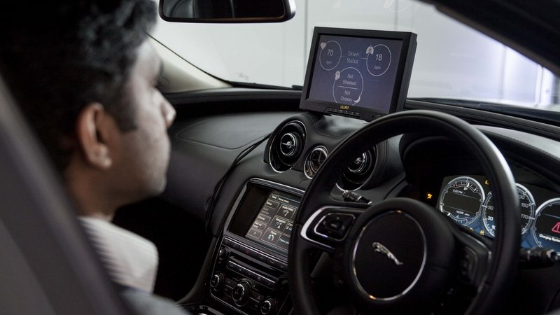 Jaguar Land Rover Reveals New Road Safety Systems