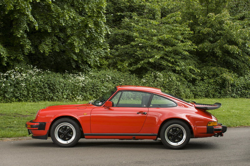 James May's 1984 Porsche 911 Carrera Will Be Put At Auction Exterior - image 634043