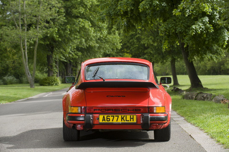 James May's 1984 Porsche 911 Carrera Will Be Put At Auction Exterior - image 634044