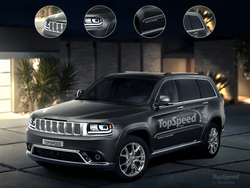 Will The Jeep Wagoneer Serve As Home For FCA's New Inline ...