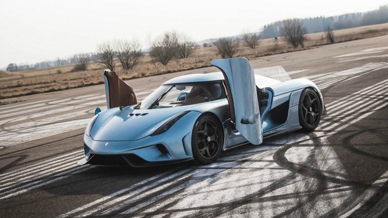 Koenigsegg Regera Listed At 2.1 Million Euro