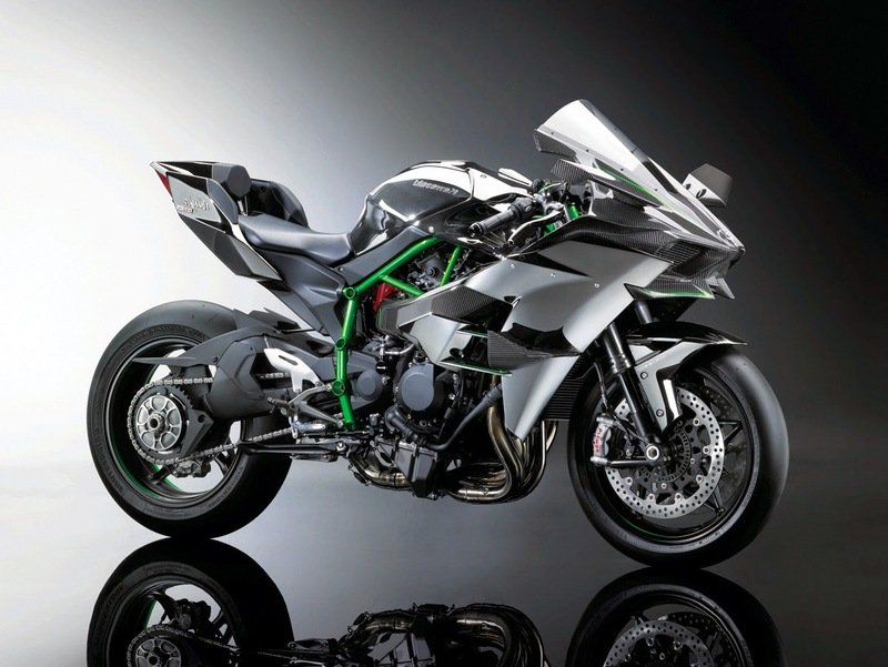 Kawasaki Ninja H2R To Make Parade Lap At Isle Of Man TT