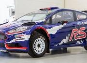 Ken Block Launches M-Sport Ford Fiesta R5 - image 633856