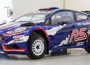 Ken Block Launches M-Sport Ford Fiesta R5 - image 633855