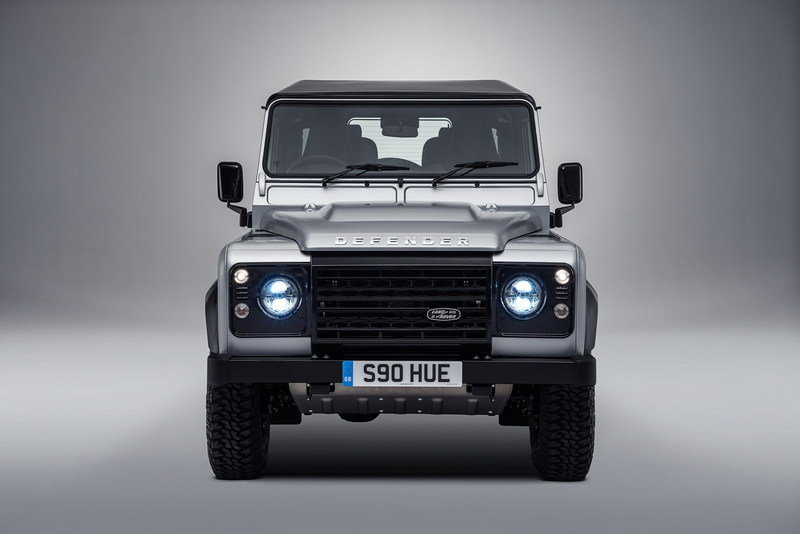 Land Rover Celebrates Its 2 Millionth Defender With One-Off Edition High Resolution Exterior - image 634657