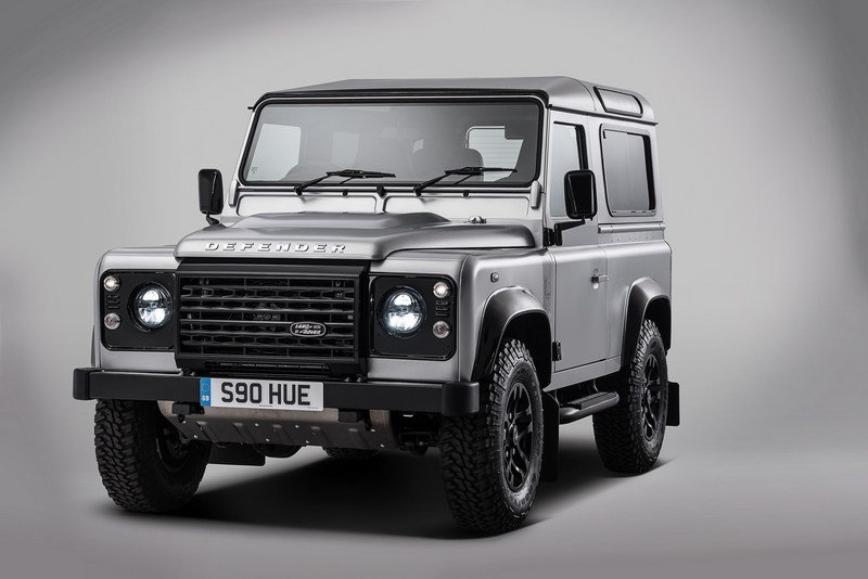 Land Rover Celebrates Its 2 Millionth Defender With One-Off Edition