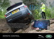 Land Rover Reveals Remote-Controlled Range Rover Sport - image 634131