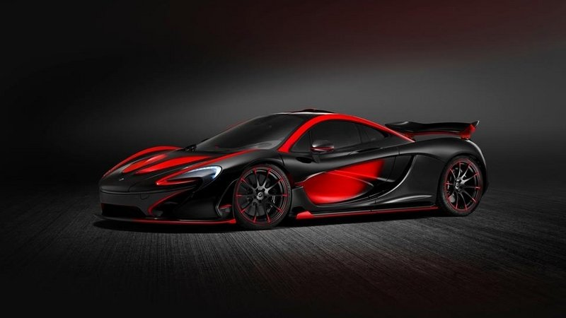 Latest McLaren P1 Built By MSO Looks Like Daredevil's Personal Ride