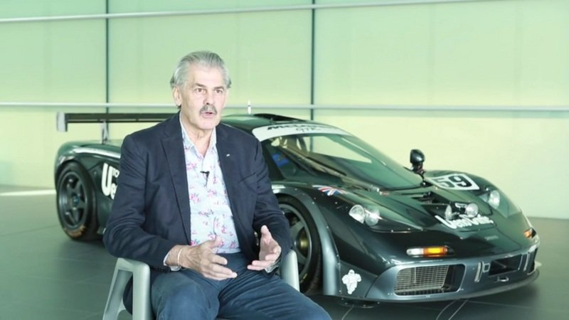 Le Mans Memories: Part 5 - The Father of the F1: Video