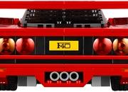 Lego Ferrari F40 Comes With Removable V-8 Engine - image 635127