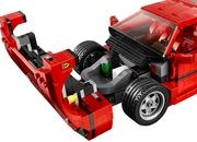 Lego Ferrari F40 Comes With Removable V-8 Engine - image 635128